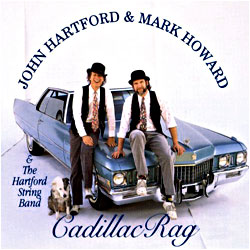 Cover image of Cadillac Rag