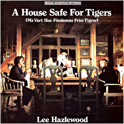 Cover image of A House Safe For Tigers