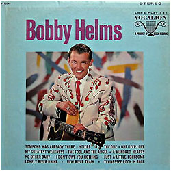 Cover image of Bobby Helms
