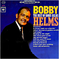 Cover image of The Best Of Bobby Helms