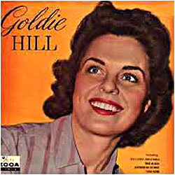 Cover image of Goldie Hill