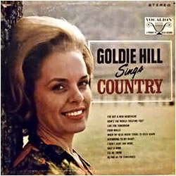 Image of random cover of Goldie Hill