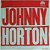 Cover image of Johnny Horton
