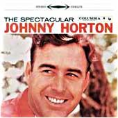 Cover image of The Spectacular Johnny Horton