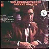 Cover image of The Unforgetable Johnny Horton