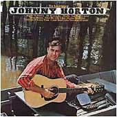 Cover image of The Legendary Johnny Horton