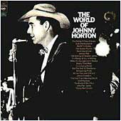 Cover image of The World Of Johnny Horton