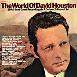 Cover image of The World Of David Houston