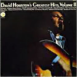 Cover image of David Houston's Greatest Hits 2