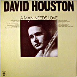 Cover image of A Man Needs Love