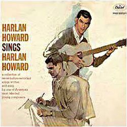 Cover image of Sings Harlan Howard