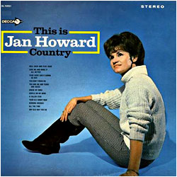 Cover image of This Is Jan Howard Country