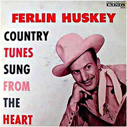 Cover image of Country Tunes Sung From The Heart