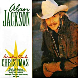 Cover image of Honky Tonk Christmas