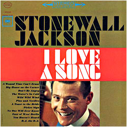 Cover image of I Love A Song
