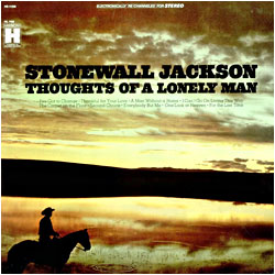 Cover image of Thoughts Of A Lonely Man