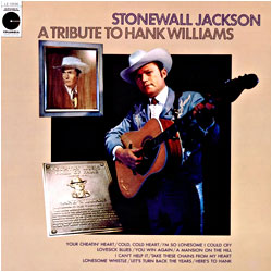 Cover image of A Tribute To Hank Williams