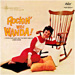Cover image of Rockin' With Wanda