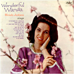 Cover image of Wonderful Wanda