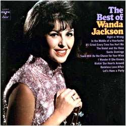 Cover image of The Best Of Wanda Jackson