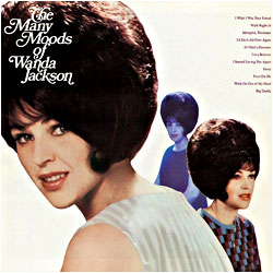 Cover image of The Many Moods Of Wanda Jackson