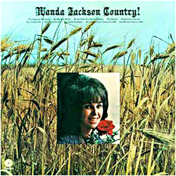 Cover image of Wanda Jackson Country