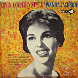 Cover image of Lovin' Country Style