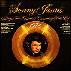 Cover image of Greatest Country Hits Of 1972