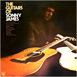 Cover image of The Guitars Of Sonny James
