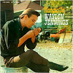 Image of random cover of Waylon Jennings