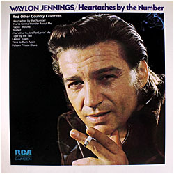 Cover image of Heartaches By The Number