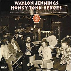 Cover image of Honky Tonk Heroes