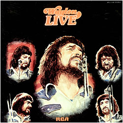 Cover image of Waylon Live