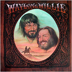 Cover image of Waylon And Willie