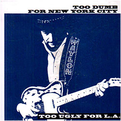 Cover image of Too Dumb For New York City
