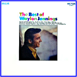Cover image of The Best Of Waylon Jennings
