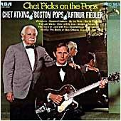 Chet Picks On The Pops - image of cover