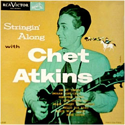 Cover image of Stringin' Along With Chet Atkins