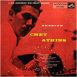 Cover image of Session With Chet Atkins