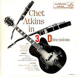 Cover image of In Three Dimensions