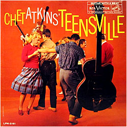 Cover image of Chet Atkins' Teensville