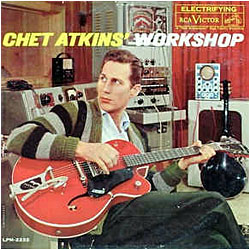 Cover image of Chet Atkins' Workshop