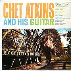 Cover image of Chet And His Guitar