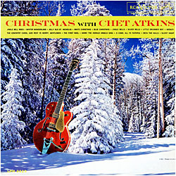Cover image of Christmas With Chet Atkins