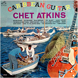 Cover image of Caribbean Guitar