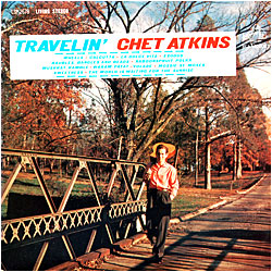 Cover image of Travelin'