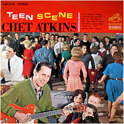 Cover image of Teen Scene