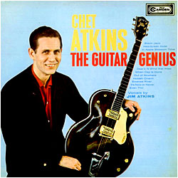 Cover image of The Guitar Genius