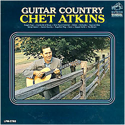 Cover image of Guitar Country