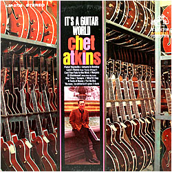 Cover image of It's A Guitar World